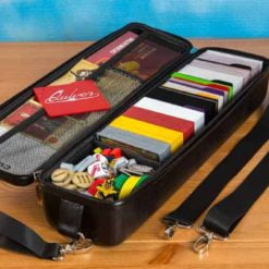 Quiver Playing Card Case - Full Setup - tokens included