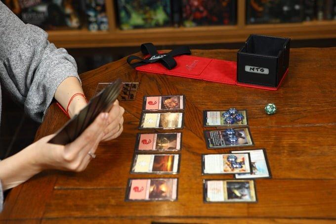 Citadel Deck Block - Magic the Gathering deck case